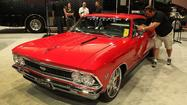 Bill Hennigan gives an inside look at the SEMA car show [video]