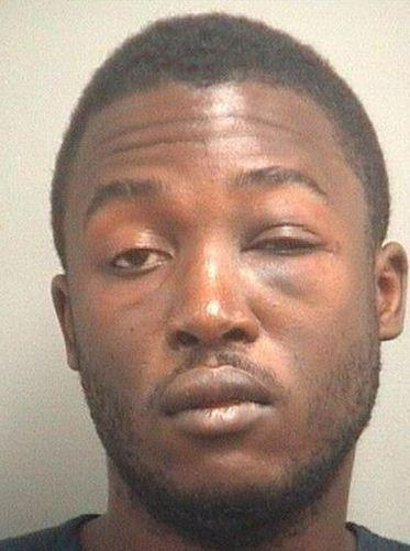 Dwayne Morgan, 32, was arrested in a marijuana deal that turned into a police-involved shooting in West Palm Beach.