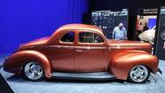 The 1940 'Catch Me If You Can!' Ford coupe