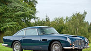 Aston Martin once owned by Paul McCartney sells at London auction