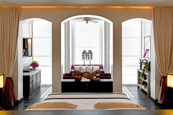 The Siam, a new hotel in Thailand's capital, offers luxury and wellness facilities.