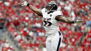 Terrell Suggs ready to take on his share to help the Ravens defense