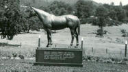 Where is Seabiscuit buried?