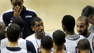 STORRS — The words arrived 11 minutes into Kevin Ollie's introductory speech and they have carried so much impact since the day he was named UConn basketball coach that even his captain is taking them literally.