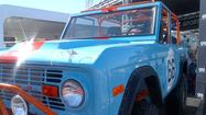 SEMA: Galpin Auto Sports' vintage Bronco and hot rod on display