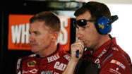 Things may be quiet on the driver front, but silly season for crew chiefs is at full song.