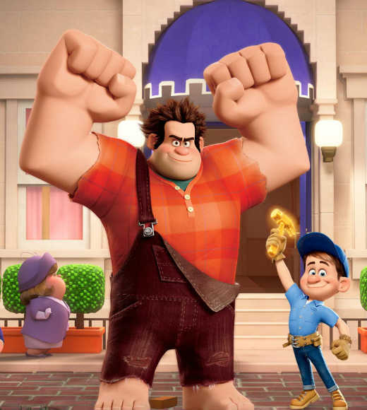 'Wreck-It Ralph' and more fake video games on the big screen: Movies and video games have a weird, inscestuous, and often unfortunate relationship. Dozens of movies take their plots of existing video games. Silent Hill: Revelation 3D is just latest example. Theres also Final Fantasy: The Spirits Within, Prince of Persia: The Sands of Time, multiple Resident Evil flicks, Lara Croft Tomb Raider: The Cradle of Life the list goes on. Unfortunately, most of these movies are dreadful, directed by Uwe Boll, or both.  And just about every movie that has elements of action, adventure, superheroes, fantasy, sci fi or a young audience gets repurposed as a video game. Some of these games are fun. Some are slapped-together attempts to make a few more bucks off a hit movie. Are any of them advancing the cause of video games as art? Well let the gamer geeks fight over that question.   Then there are those movies based on a video game that doesnt actually exist. Wreck-It Ralph is the latest entry into this canon. The hulking 8-bit bad guy decides he wants to be a hero, so he takes off into a world of first-person shooters, sugar-coated kids games, and more to find his purpose. Its getting great reviews -- and yes, it has already inspired a real video game. Its the circle of entertainment life.
