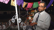 Long thought to help the dearly departed on their journey through the underworld, the personalized items that decorate an altar or gravesite on Dia de los Muertos can be as varied as the personalities they are supposed to aid.