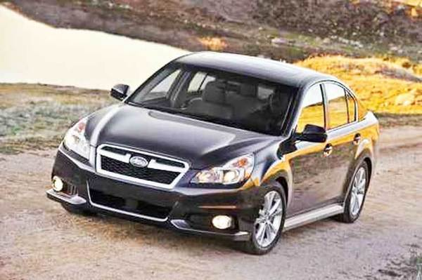 Who wouldn't want a reliable all-wheel-drive sedan that will plow through any weather condition without batting an eye? While the 2013 Subaru Legacy gets you a smart-looking all-wheel-drive sedan for a competitive price, the interior fit and finish makes this sedan feel more like a well-maintained 5-year-old car.