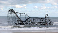 <b>PHOTOS: </b>Sandy's devastation on the East Coast