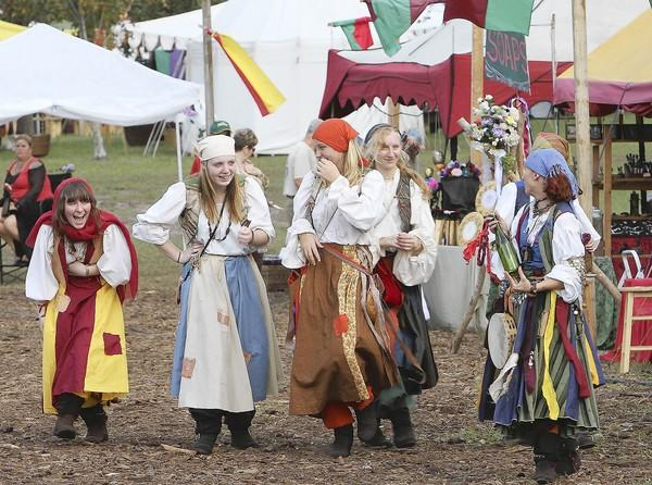 10th annual Lady of the Lake Renaissance Faire