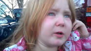 This Little Girl is Tired of Obama and Romney