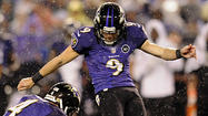 Ravens kicker Justin Tucker mentored by Browns kicker Phil Dawson