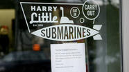 Harry Little Submarines closed in Towson after 56 years in business