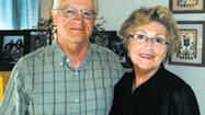Doug and Karen Clevenger recently celebrated their 50th wedding anniversary.