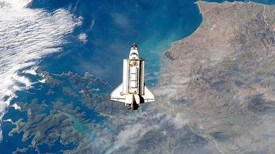 Space shuttle Endeavour 1991-2012