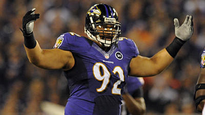 [UPDATED]Haloti Ngata joins Pernell McPhee as players absent fr…