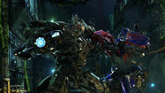 Pictures: The Transformers 3-D at Universal Orlando