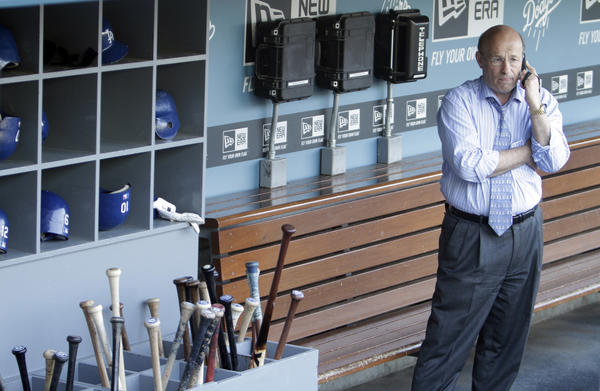 Dodgers CEO Stan Kasten has brought in two highly respected front-office people to help rebuild the team.