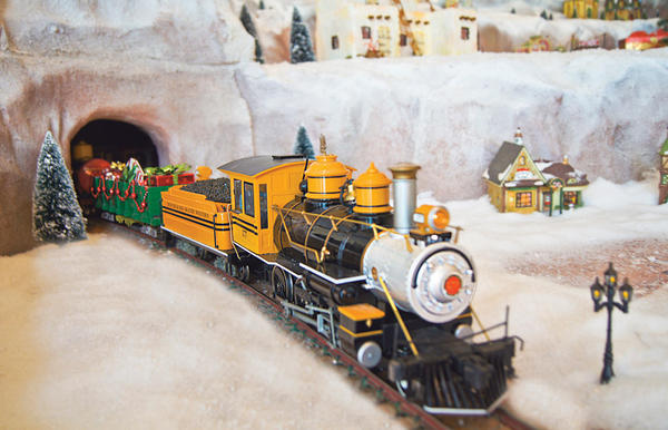 The Bunker Hill Train Club will host a train show and sale will be from 10 a.m. to 4 p.m. Saturday, Nov. 3, at Ranson Civic Center, 431 W. Second Ave., Ranson, W.Va.
