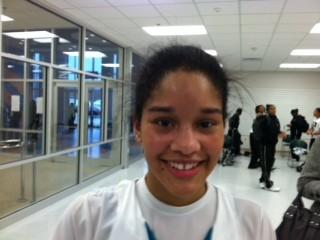 Woodside's Aianna Kelly