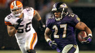 In their previous four seasons, the Ravens could count on three things when traveling to Cleveland to take on the Browns: unpleasant weather, opportunities to run the football and a victory over their AFC North rivals.