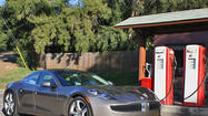 Fisker and Toyota feel the wrath of super storm Sandy
