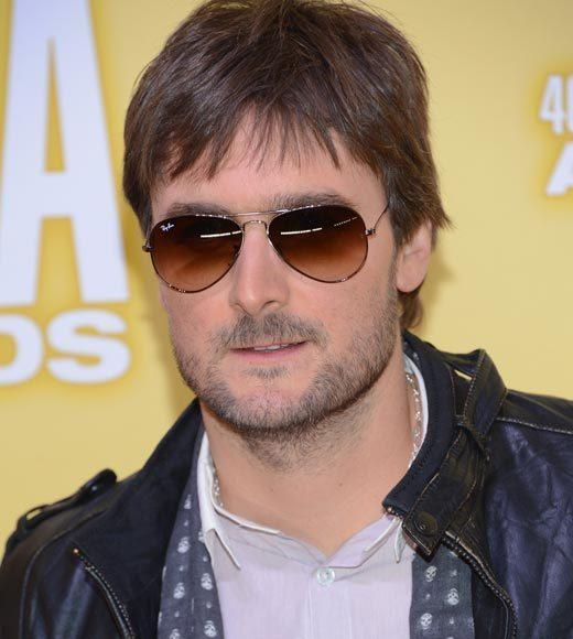 2012 CMA Awards red carpet arrival pics: Eric Church