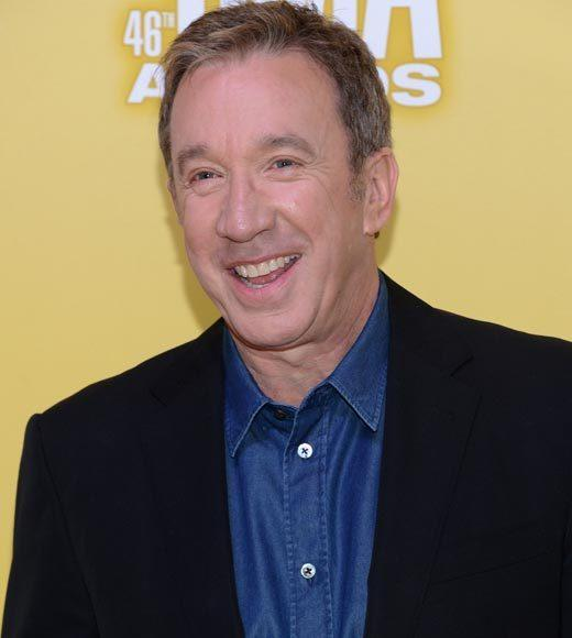 2012 CMA Awards red carpet arrival pics: Tim Allen
