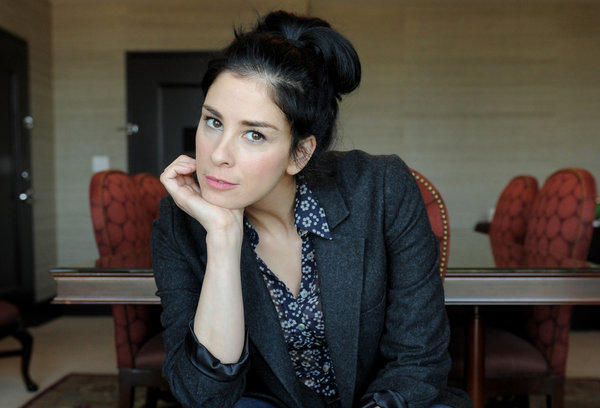 "Sarah Silverman will be a guest on ""Good Morning America"" and ""Live with Kelly and Michael"""