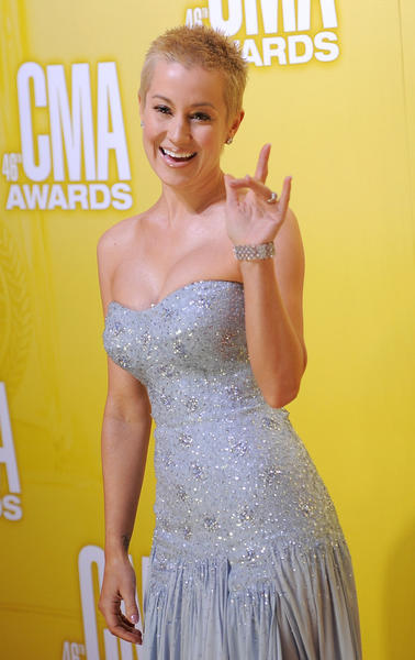 Recording artist Kellie Pickler.