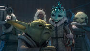 'Star Wars: The Clone Wars' preview: 'The Gathering'