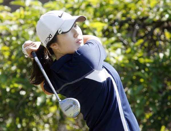 ARCHIVE PHOTO: Irene Maumura is the first Burbank golfer to reach the state qualifying tournament since 2009.