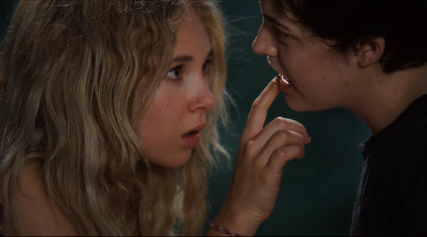 "Juno Temple, left, and Riley Keough in ""Jack & Diane."""