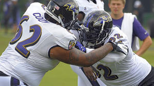 Ravens continue to wait for young defensive draft picks to emerge
