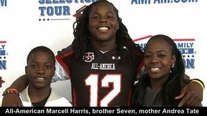 Marcell Harris is Dr. Phillips 4th striaght Under Armour All-American