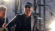 Eric Church is the Boss. But just for tonight.