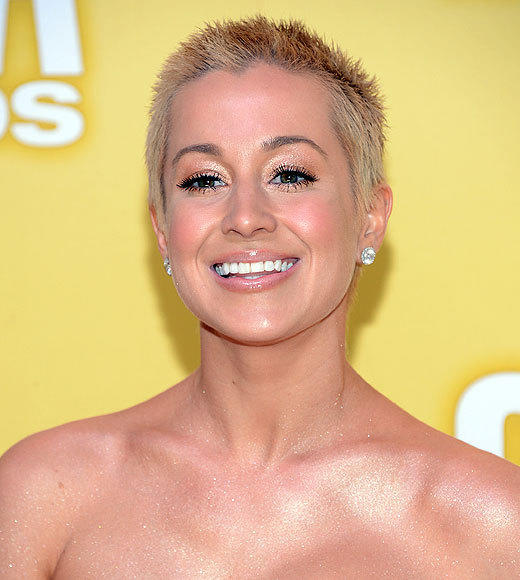 "We officially can't snark on Kellie Pickler. The ""American Idol"" alum shaved her head to support her best friend's battle with cancer, and that's just plain cool. <br><br> <i>-- <a href=""http://twitter.com/cadlymack"">Carina Adly MacKenzie</a>, <a href=""http://www.zap2it.com"">Zap2it</a></i>"