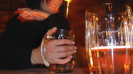 Many HIV patients skip medications to drink