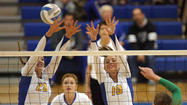 Photo Gallery: Central Volleyball vs. Pierre