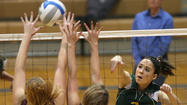 Photo Gallery: District 2B Volleyball