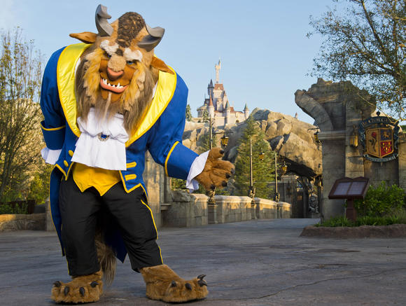 Disney World in Orlando offers special accommodations for individuals with special needs. The Beast welcomes guests to his castle in the Magic Kingdom, where Be Our Guest Restaurant will serve French-inspired cuisine for quick-service lunch and table-service dinner.
