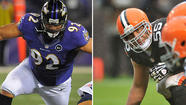 Ravens DT Haloti Ngata vs. Browns C Alex Mack