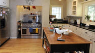 Dream Home: A family dwelling with kitchen at the center of it all