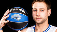 Pictures:  Orlando Magic player Josh McRoberts