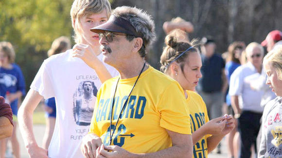 Jim Toler has been a fixture of Gaylord cross-country for the past 30 years. The successful coach is retiring following this season.
