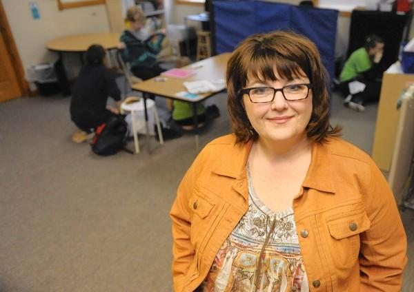 Kelly Weaver, co-founder of the Alexander Leigh Center for Autism in Crystal Lake