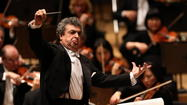 Bychkov's worthy Mahler Third marred by poor CSO brass playing