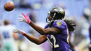 Ravens receivers proving they don't need Stickum to make catches