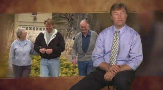 Nevada Sen. Dean Heller's campaign released an ad featuring his parents, Jack and Janet.